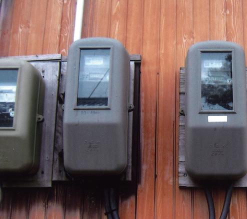 売電メーターと買電メー ター