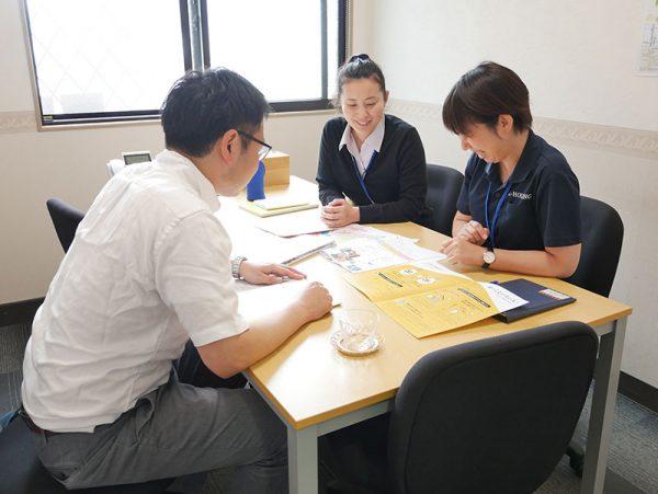 角田幸子さんと三好麻紀さん