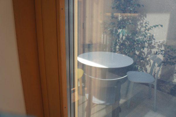 断熱性能の高いトリプルガラス